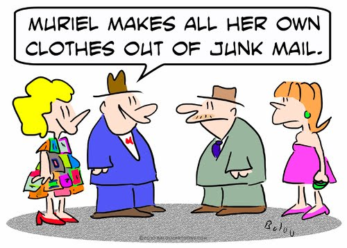 Junk Mail, Be Gone! - Green-Mom.com
