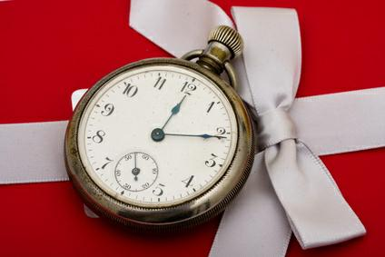 The Gift of Time: Extending the Holiday - Green-Mom.com