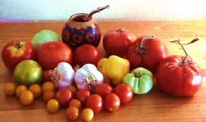 heirlooms vegetables