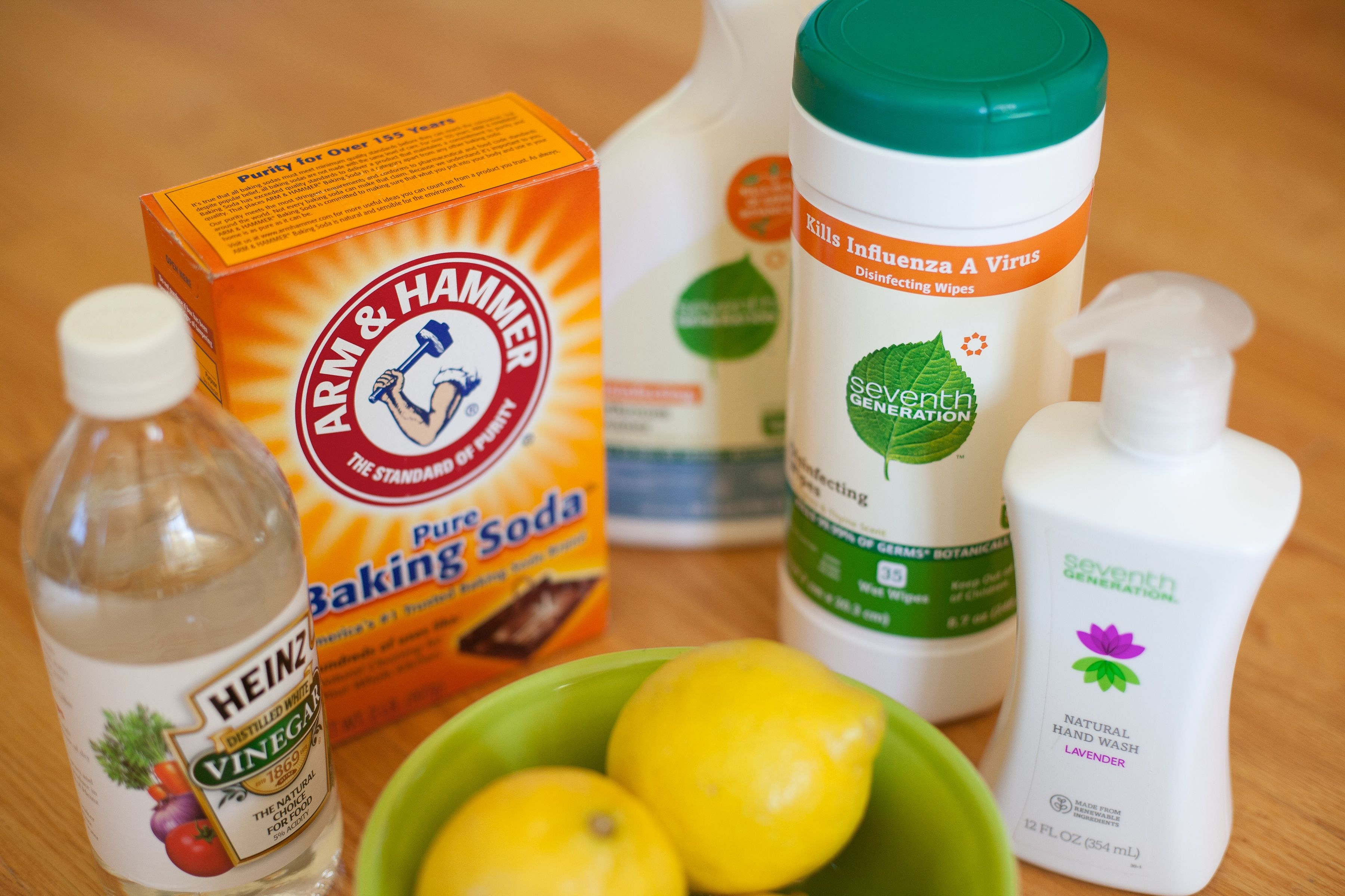 Top Ten Household Products To Avoid When Going Green