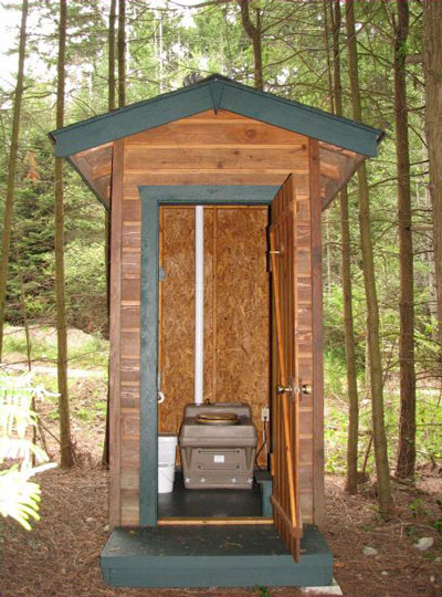 Stoke your digestive fire a look at healthy poop green for Outdoor bathrooms for sale
