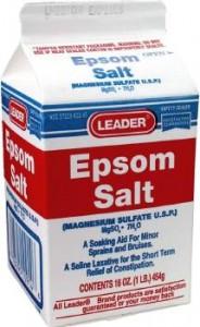 EpsomSalt