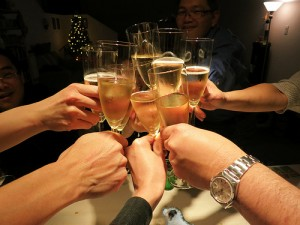 champagne-party