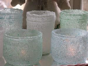 lights made with espom salt