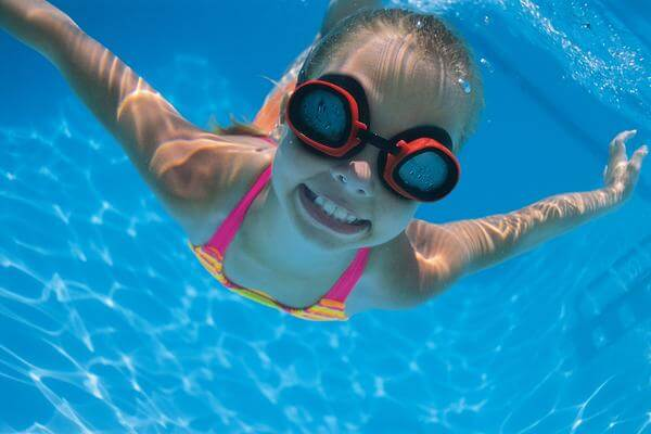 safety at swimming