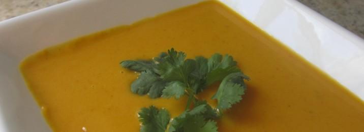 Coconut-Pumpkin-Soup