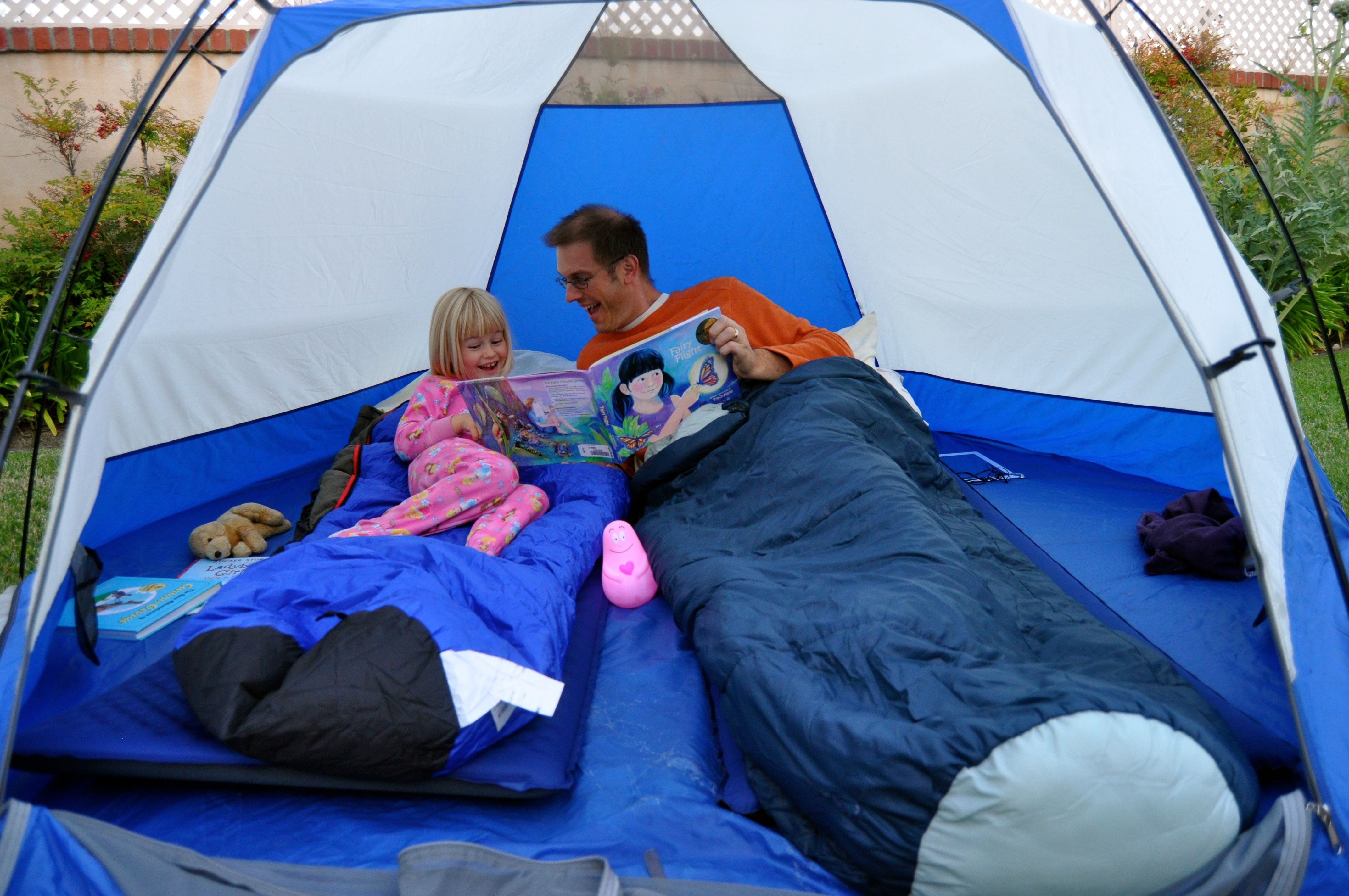 Camping In The Backyard With Toddlers : Green Camping with Kids  GreenMomcom