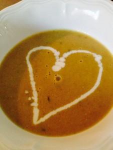Jamie Oliver's Mushroom soup