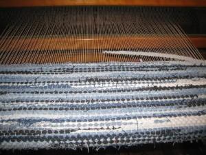 Jeans weaving