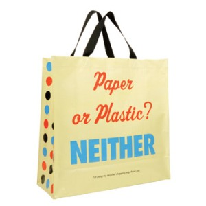 plastic or paper neither