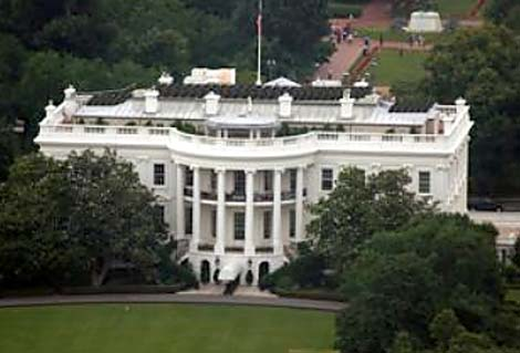 White House Installs Solar Panels In A Symbolic Gesture