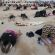 Australian Flash Mob Stick Heads in Sand To Protest Country's Stand on Global Warming