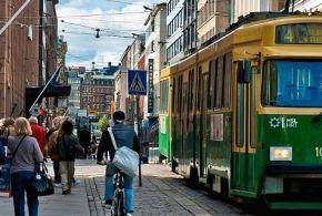 Helsinki — A Car-free City