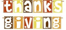 Thanksgiving — Gratitude Crafts