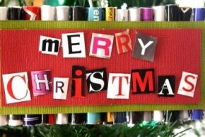 I Wish You All A Merry Christmas And A Happy Holiday!