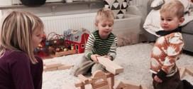 Fewer Toys — More Creative Kids?