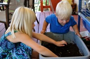 kids n compost