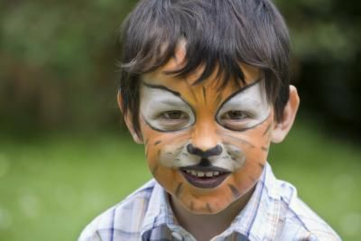Halloween Makeup For Kids Boy.Eco Friendly Halloween Makeup Green Mom Com