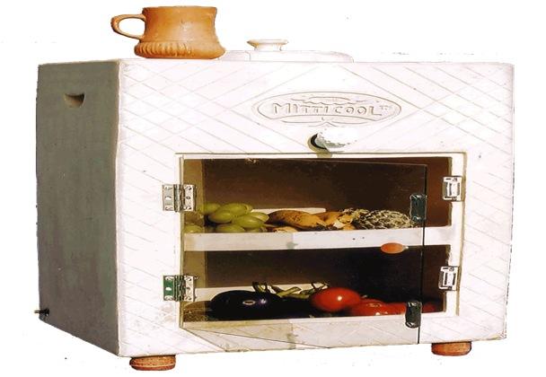 Electricity Free Refrigerator Green Mom Com