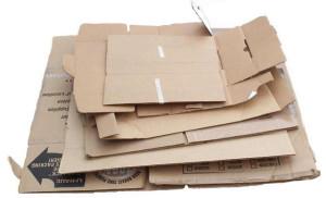 cardbord recyckling