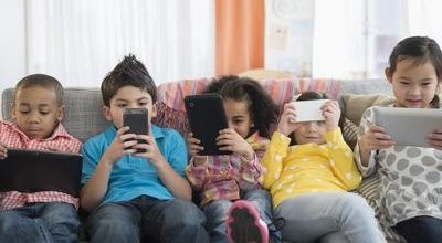 Image result for children on tablets