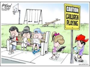 screen kids cartoon