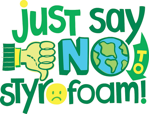 Why Styrofoam Is So Bad for the Environment