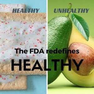 """What Is Healthy Food?—FDA To Redefine """"Healthy"""" - Green-Mom com"""
