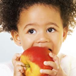 girl-apple