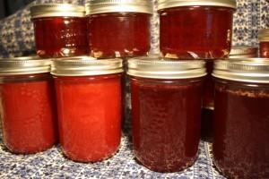jam-making