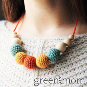 Feeding and Teething Necklaces