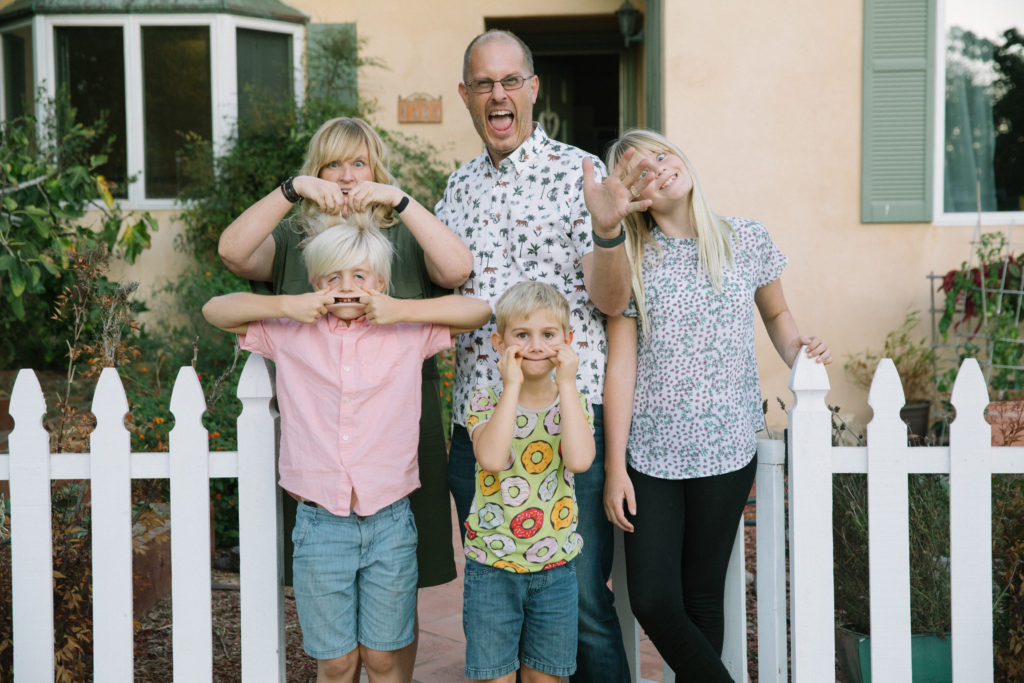 Family Fun Going Zero Waste