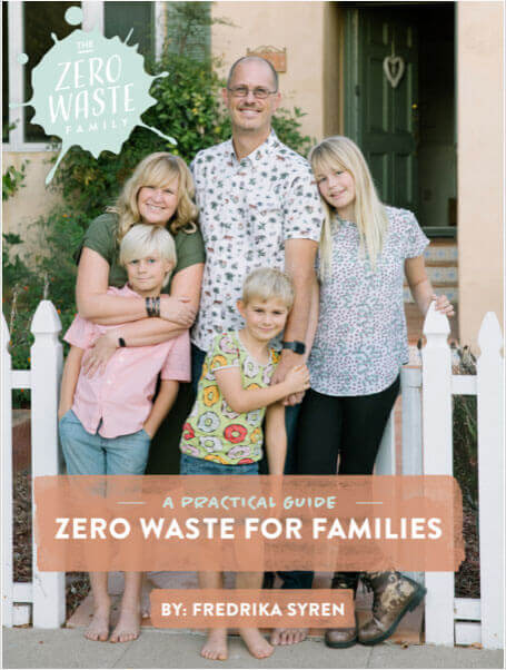 Book - Zero Waste for Families