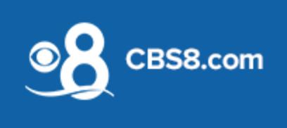 CBS8.com Logo