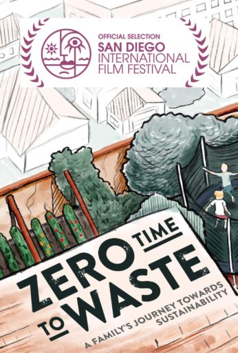 Zero Time To Waste Film Poster